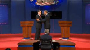 nonverbal behavior of the presidential debates