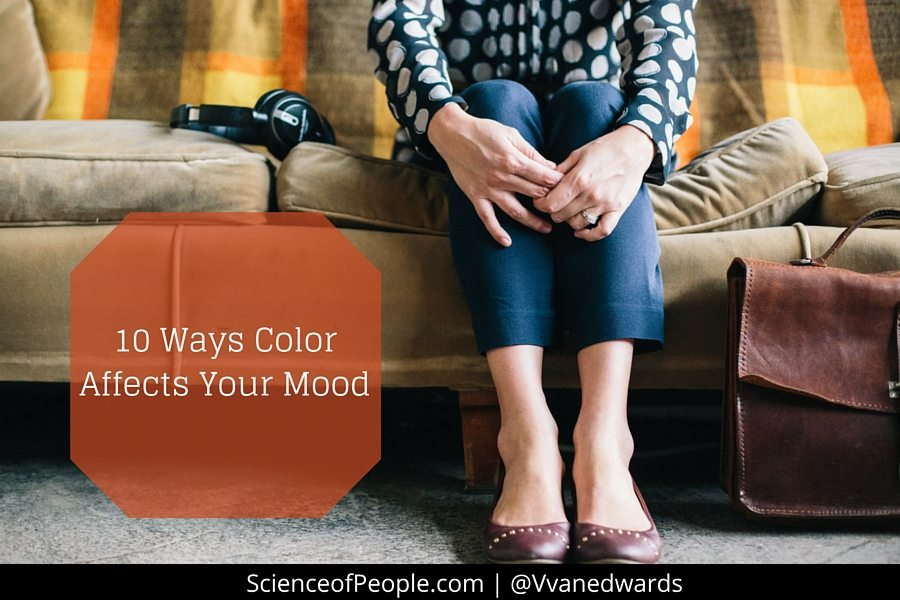 Does Color Affect Your Mood 10 ways color affects your mood | science of people
