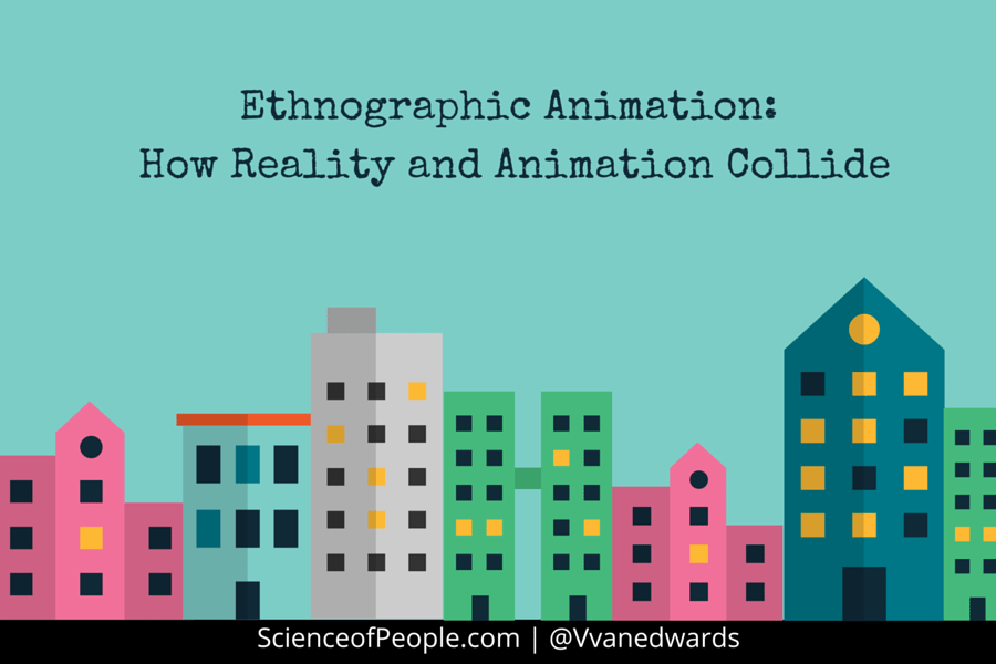 Ethnographic Animation