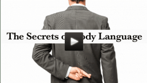 Body Language Training
