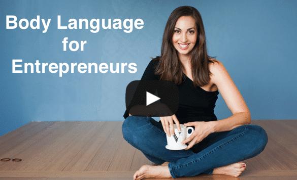body language for entrepreneurs, veterans