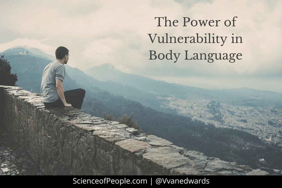 Vulnerability in Body Language