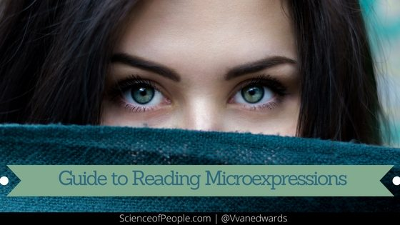 guide to reading microexpressions