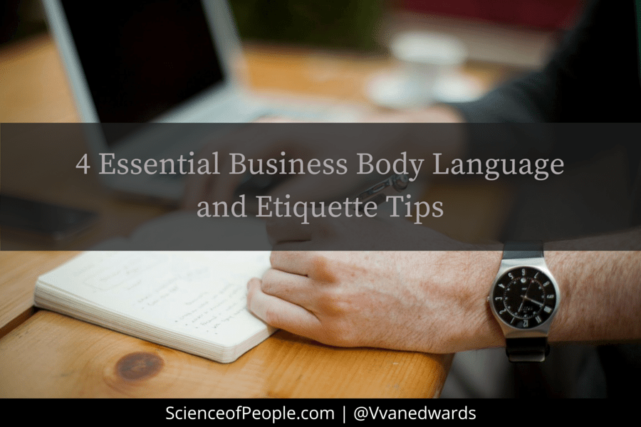 Body language psychology research paper