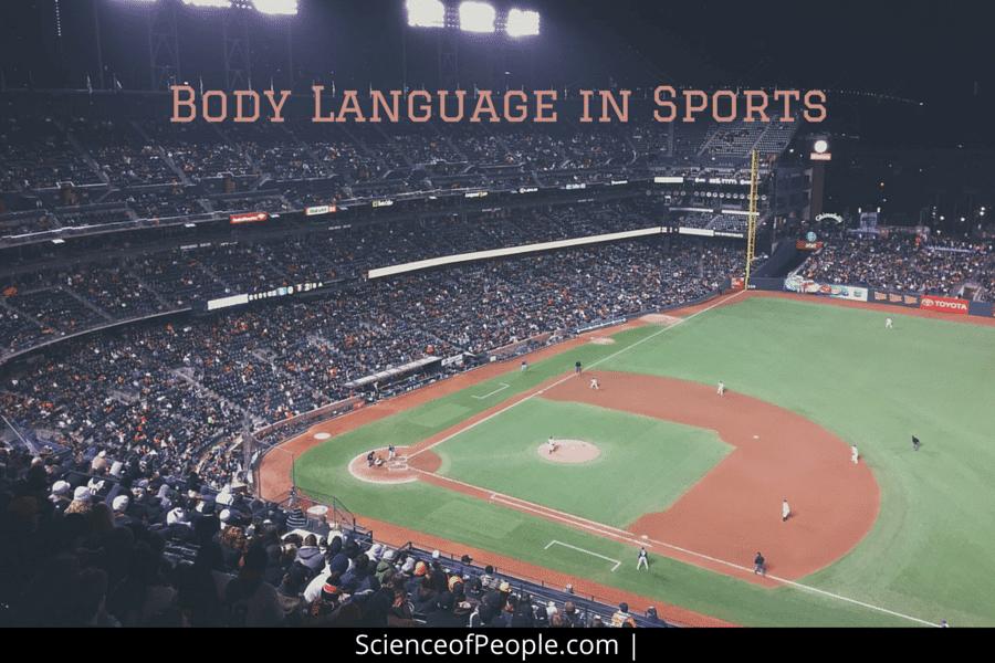 Body Language in Sports