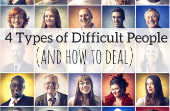 difficult people, how to deal with difficult people, how to handle difficult personalities