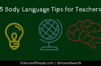 body language for teachers