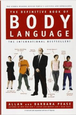 definitive book of body language summary