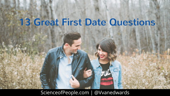 great questions for a first date, first date questions