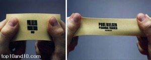 Clever-and-Creative-Business-Card-Designs-8, ways to make your business card awesome
