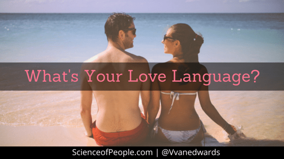 love language quiz