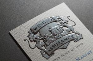 luxury-business-card1, ways to make your business card awesome