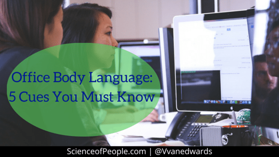 body language in the office