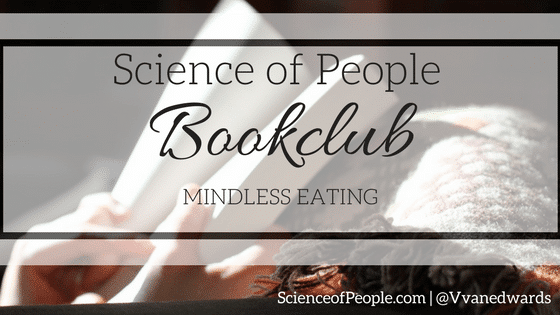 mindless eating bookclub