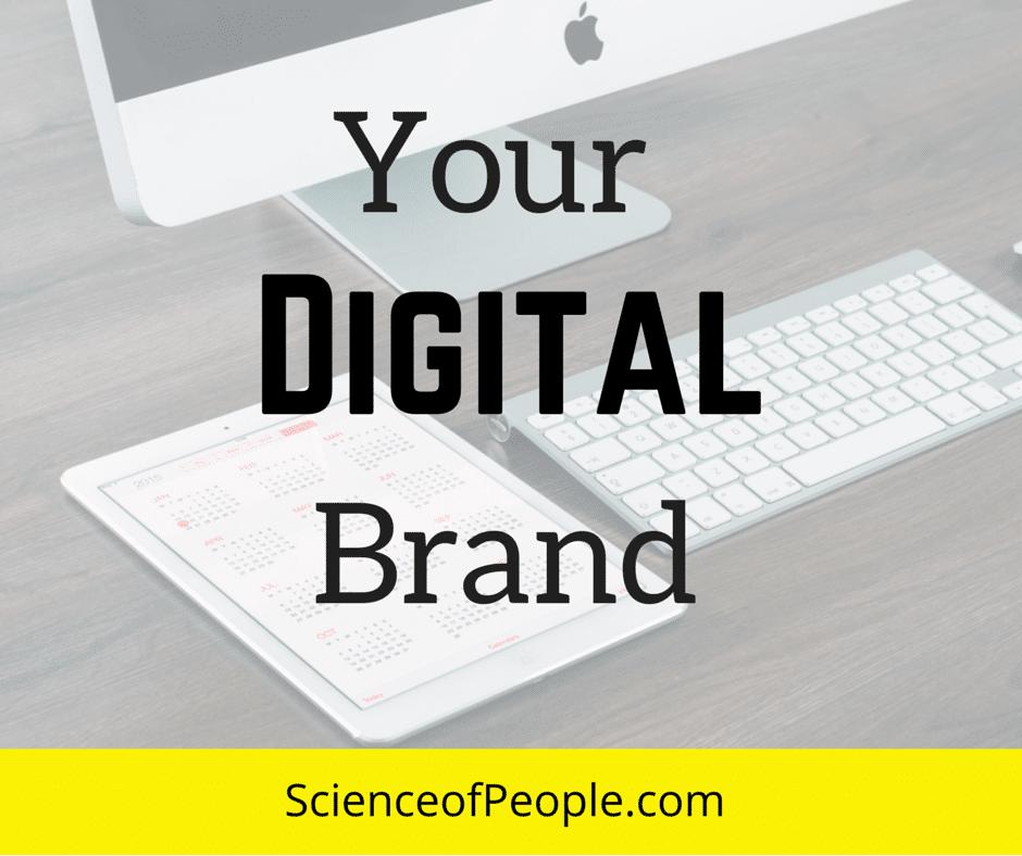 Your Digital Brand