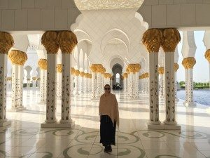Shiekh Zayed Grand Mosque