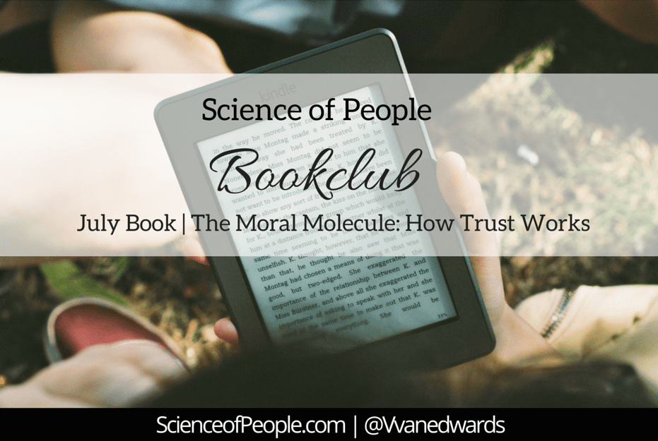 The Moral Molecule Book Review