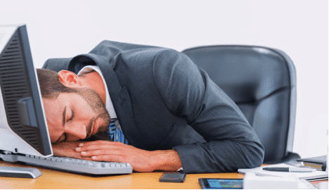 how to get less sleep and not feel tired