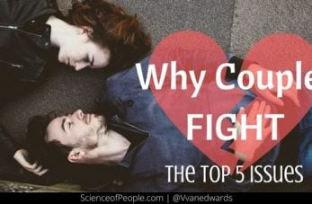 who couples fight, the reason why couples fight