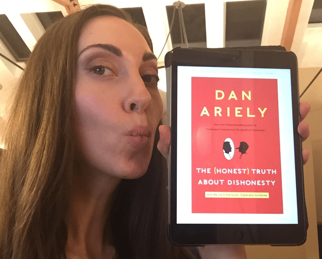 honest truth about dishonesty, book club, dan ariely