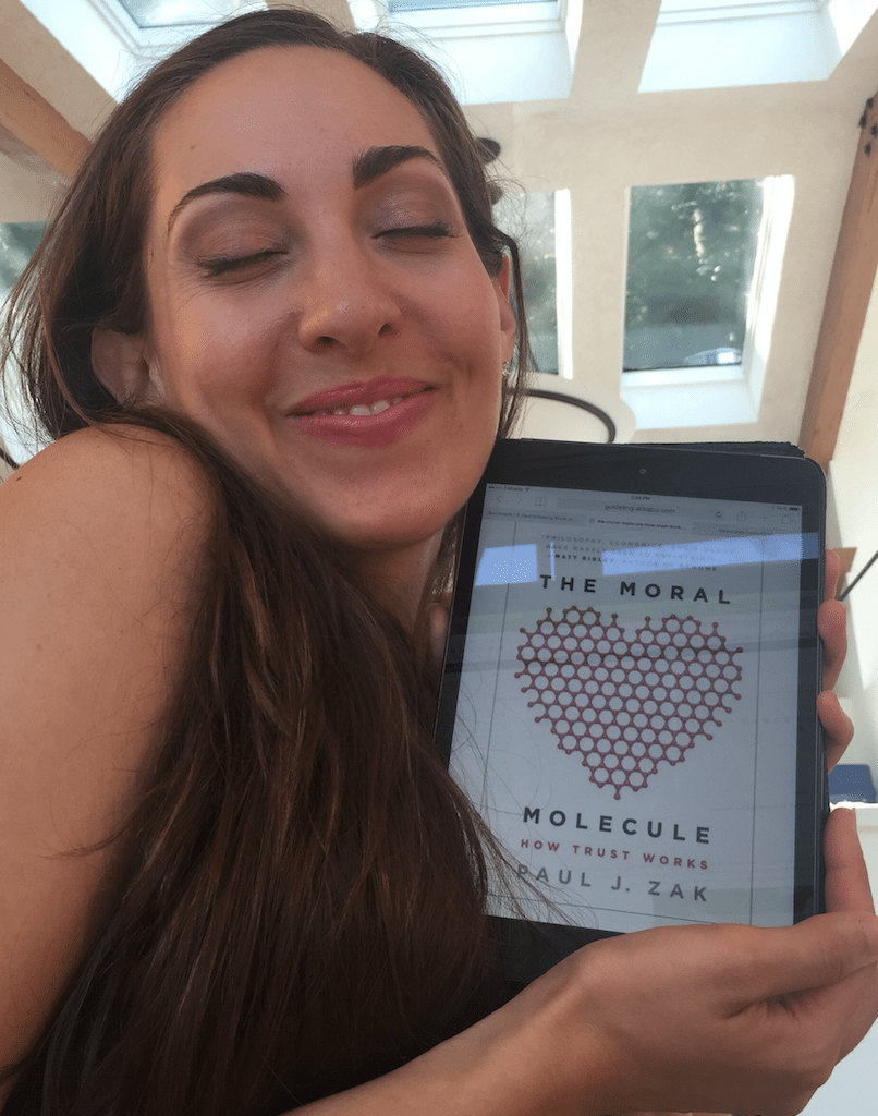 moral molecule, book club, paul zak