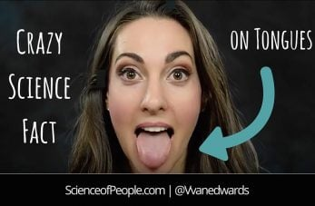 weird facts about tongues