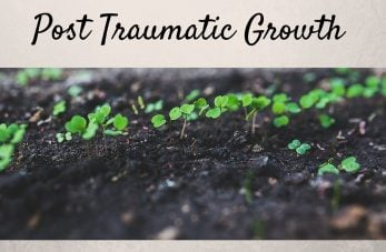 post traumatic growth, how to recover from trauma