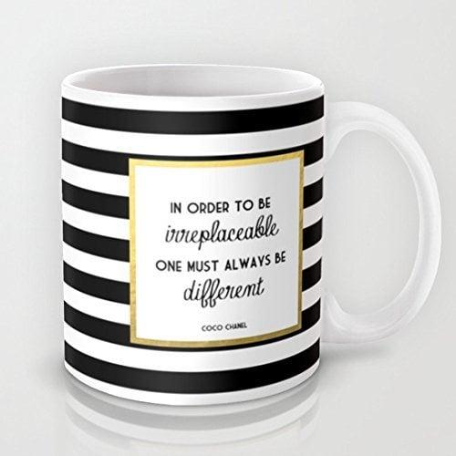 irreplaceable mug