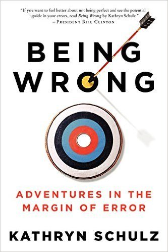 being wrong, book club