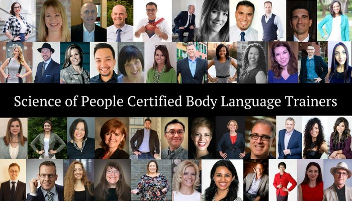 Join Our Team: Become a Certified Body Language Trainer