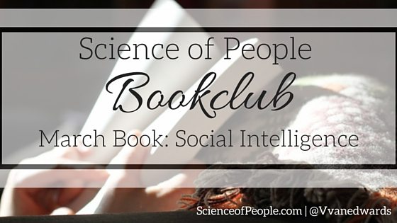 social intelligence bookclub