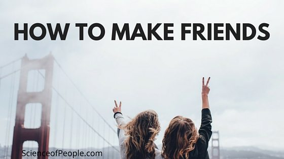 Learn How to Make Friends As An Adult Using These 5 Steps