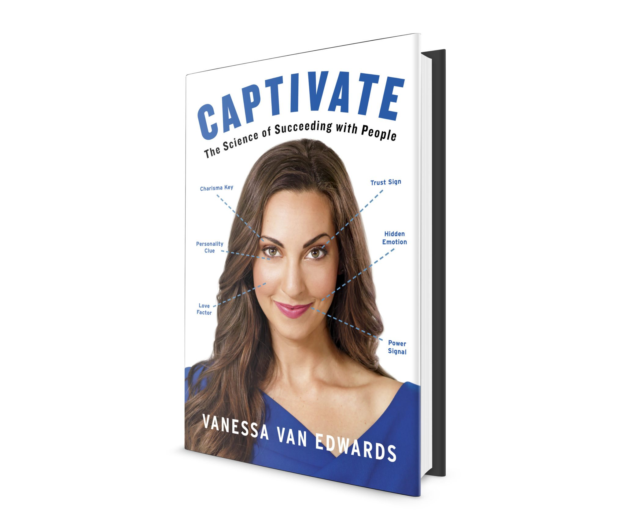 captivate, captivate book, vanessa van edwards