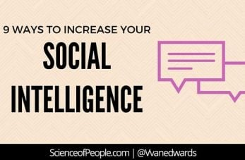 ways to increase your social intelligence