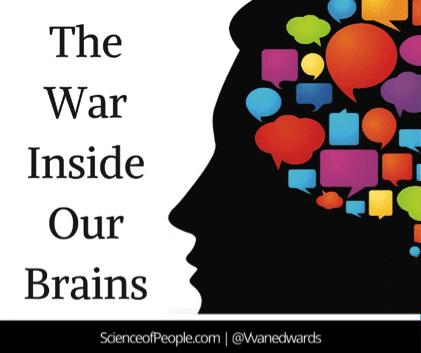 war inside our brains