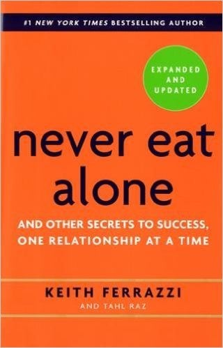never eat alone book review