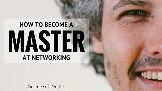 Become a Master at Networking