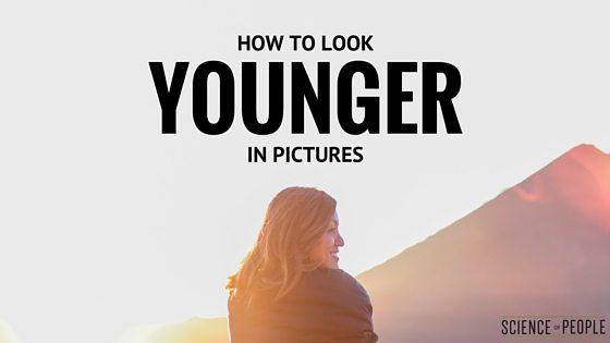 Look Younger in Pictures
