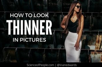 how to look skinny
