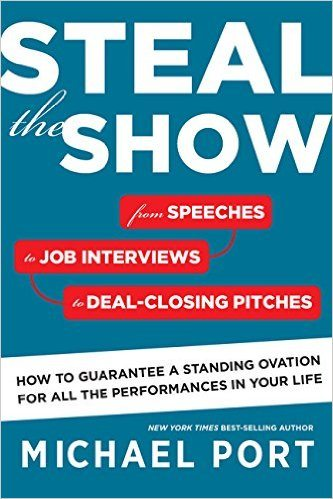 steal the show book review