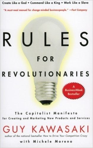 rules for revolutionaries book review