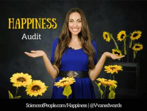 happiness audit