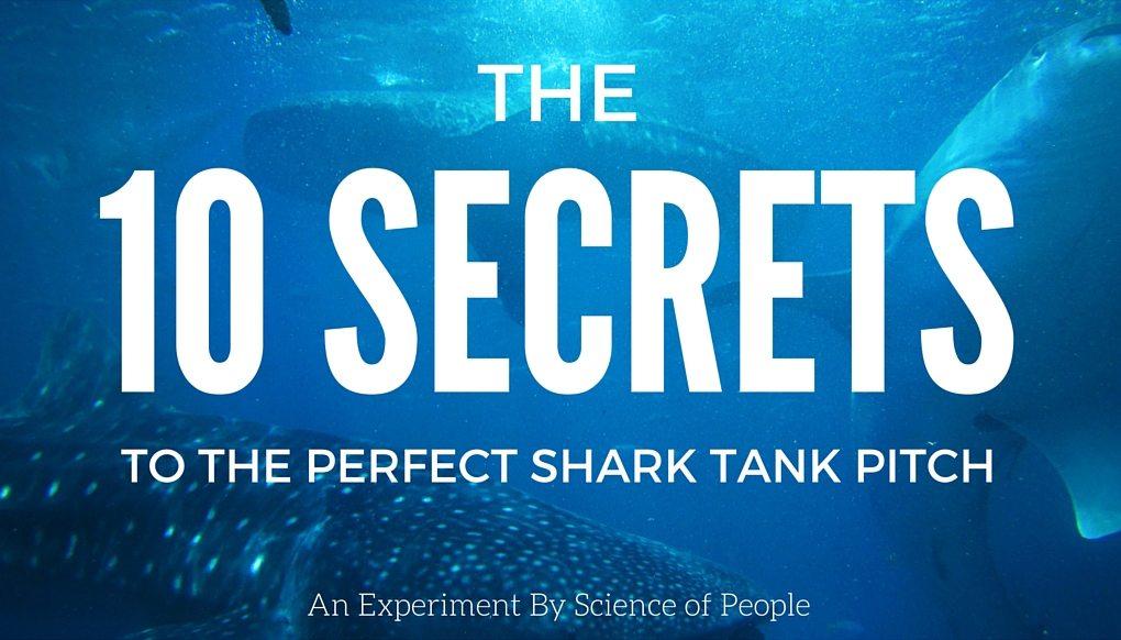 perfect shark tank pitch