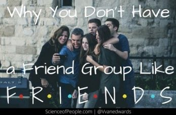 group of friends