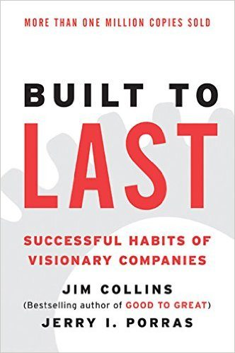 built to last book review