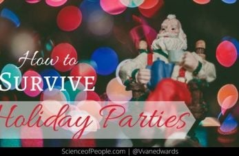 Survive Holiday Parties