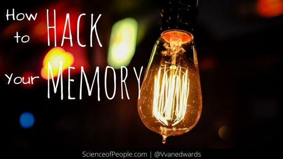 Hack Your Memory