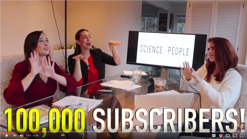 videos, science of people