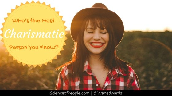 What Makes Charismatic People Different?