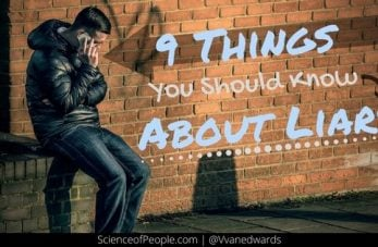 things to know about liars